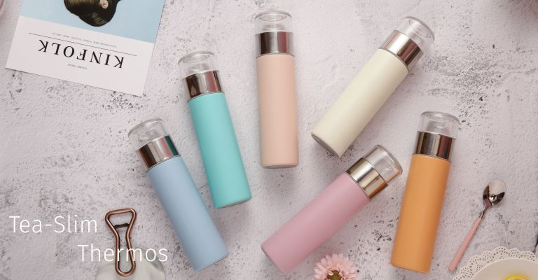 PO Tea Slim Thermos