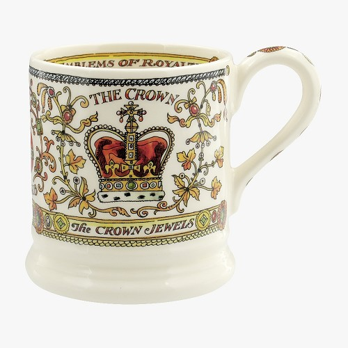 ½ pt Mug The Crown