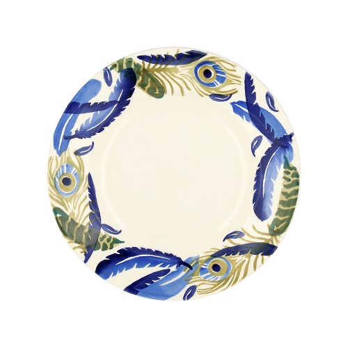 "8½"" Plate Feather Wreath"