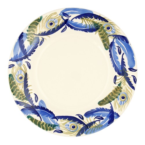 "10½"" Plate Feather Wreath"