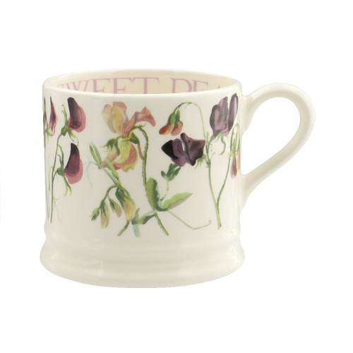 Small Mug Sweet Pea Purple