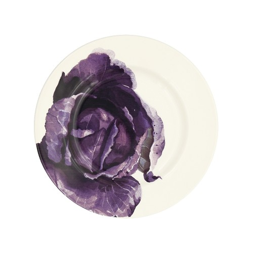 8½ Plate Red Cabbage