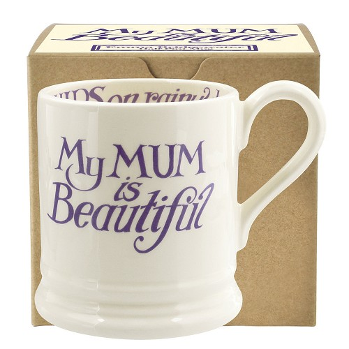 ½ pt Mug Mum is Beautiful