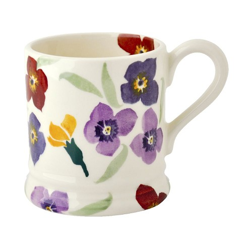 ½ pt Mug Wallflower