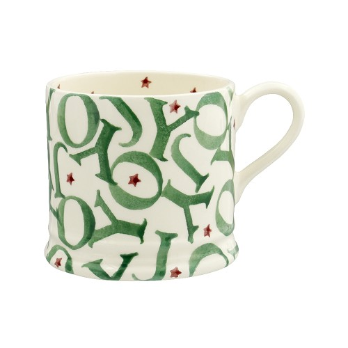 Small Mug All over Joy Green