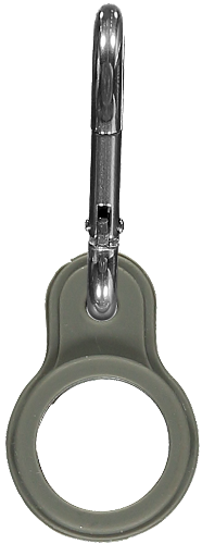 Chilly's Bottle Carabiner Grey