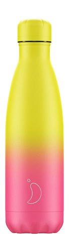 Chilly's Bottle 500ml Gradient Neon
