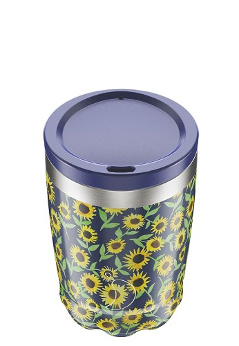 Chilly's Coffee Cup 340ml Sunflower
