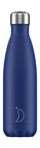 Chilly's Bottle 500ml Blue Matte