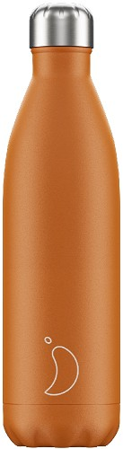 Chilly's Bottle 750ml Burnt Orange