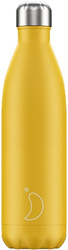 Chilly's Bottle 750ml Burnt Yellow