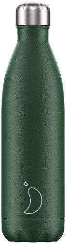 Chilly's Bottle 750ml Green Matte