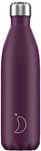 Chilly's Bottle 750ml Purple Matte