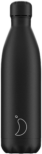 Chilly's Bottle 750ml All Black