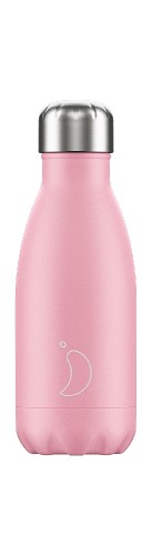 Chilly's Bottle 260ml Pastel Pink