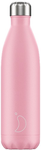 Chilly's Bottle 750ml Pastel Pink