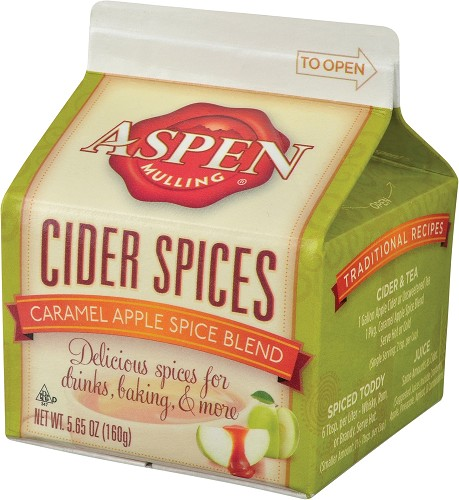 Aspen Mulling Spices - Caramel Apple Spice Blend
