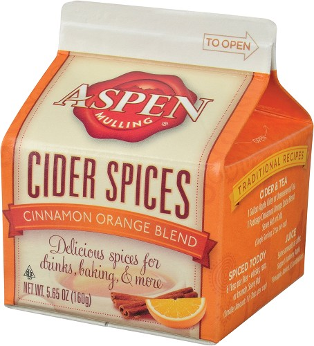 Aspen Mulling Spices - Cinnamon Orange Blend