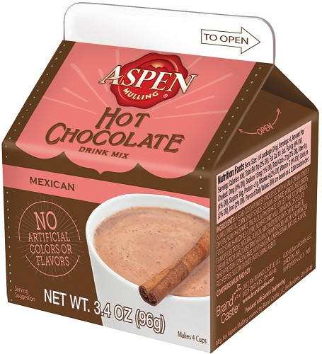 Aspen Mulling Spices - Sweet & Spicy Hot Chocolate