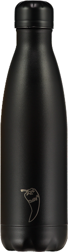 Chilly's Bottle 500ml All Black