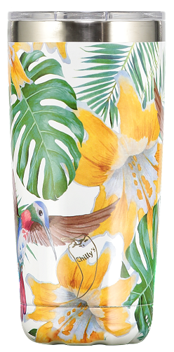 Chilly's Tumbler 500ml Tropical Flower