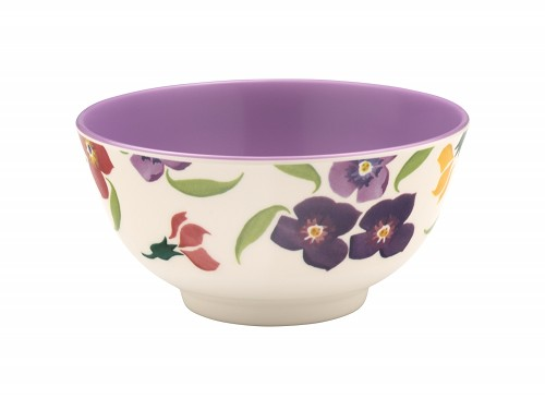 Melamine Bowl Wallflower