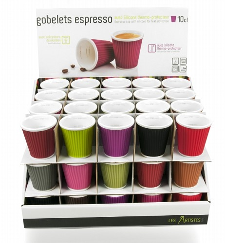 Display Espresso Cups 10cl new