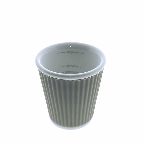 Coffee Cups 10cl Light Grey