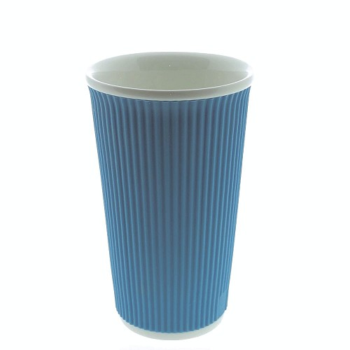 Coffee Cups 45cl Airy Blue