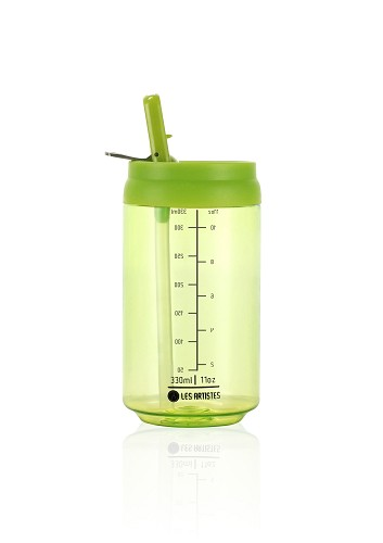 Clear Can'it 330 ml Green