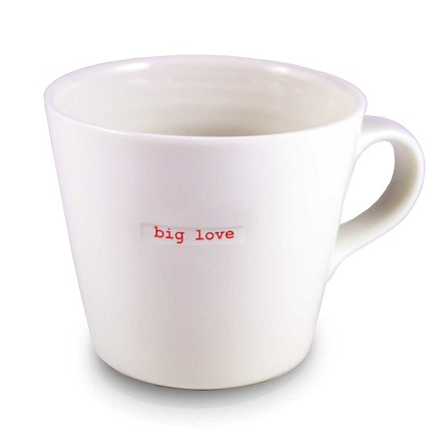 XL Bucket Mug big love
