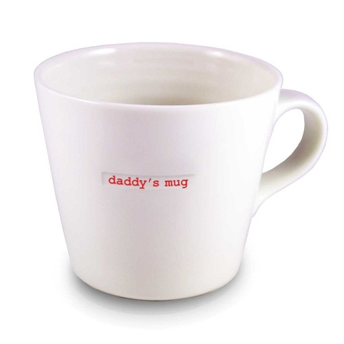 XL Bucket Mug daddy's mug