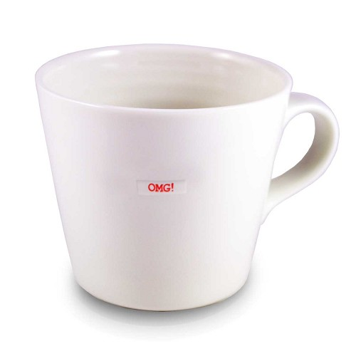 XL Bucket Mug OMG! ( Oh my God! )