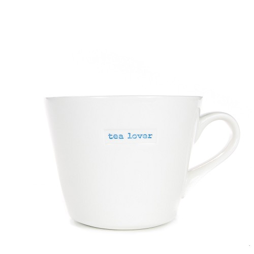 Bucket Mug tea lover