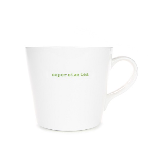 XL Bucket Mug super size tea