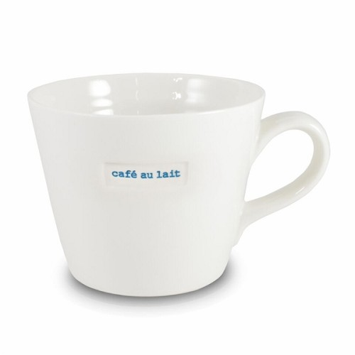 Bucket Mug cafe au lait
