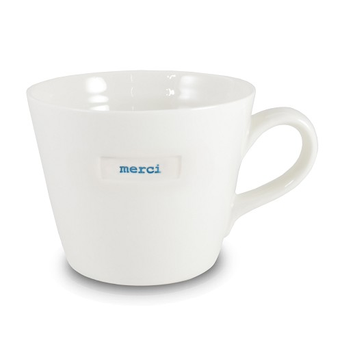 Bucket Mug merci
