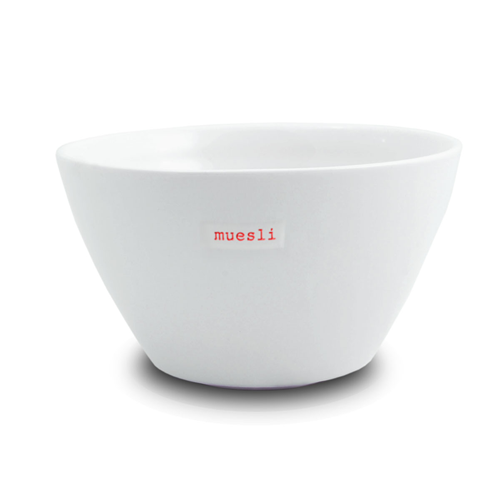 Medium Bowl muesli