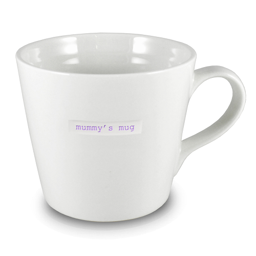 XL Bucket Mug mummy's mug