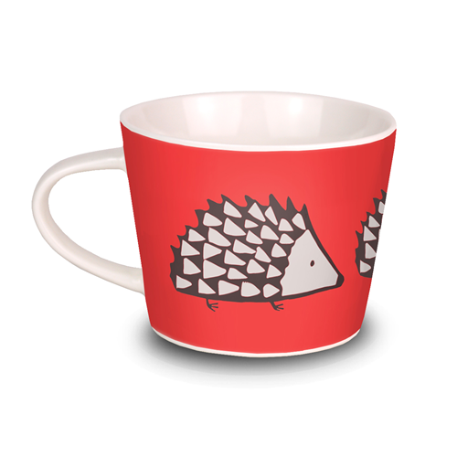 Red - Spike Mini Mug